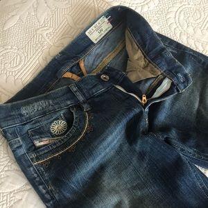 Italian Jeans, Diesel Industry Denim Division